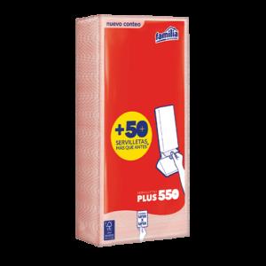Servilleta plus 550 - Familia Institucional