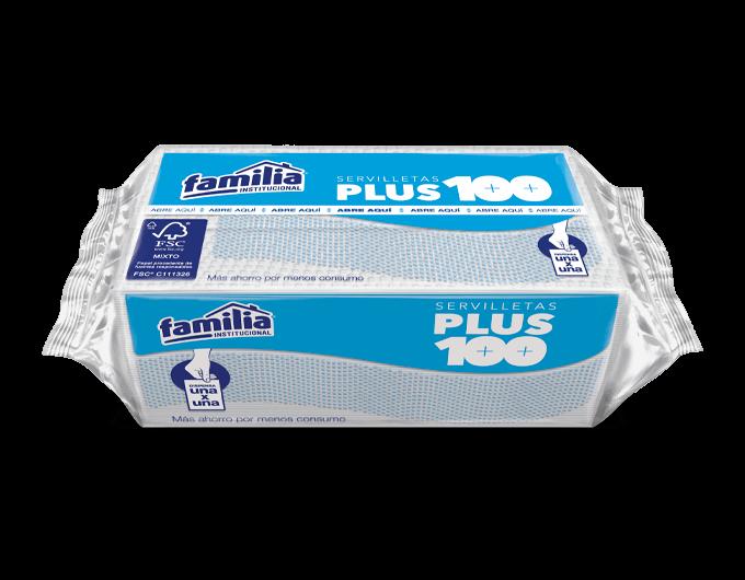 Servilleta plus 100 - Familia Institucional